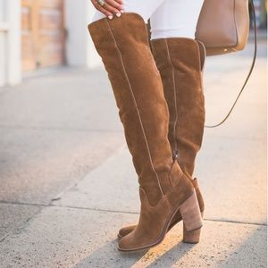 Vince Camuto Melaya Over-The-Knee Boot